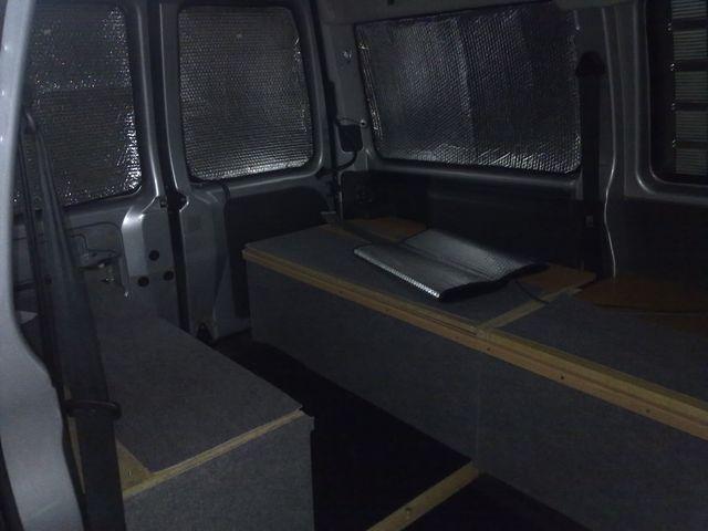 Citroen JUMPY 2.0 HDI adaptada para camper/camping