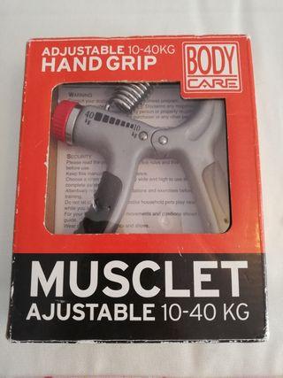 HAND GRIP. RESISTENCIA 10-40 KG