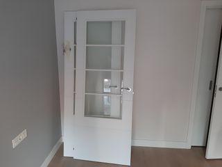 puertas nuevas blancas
