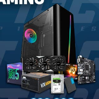 Ordenador Gaming Alta gama (Nuevo)