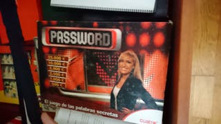 juego de mesa de password