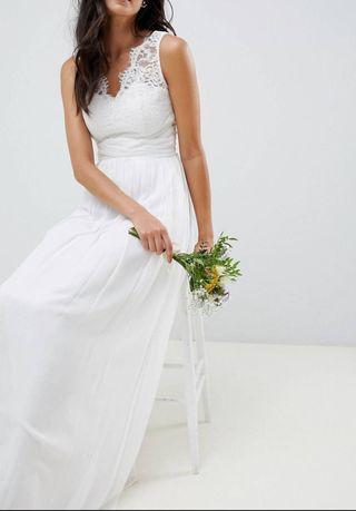 fba5d68d1 Vestido de novia de segunda mano en Aranjuez en WALLAPOP