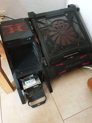 PC Gamer, 16GB de Ram, 4TB de Disco, y 120GB SSD