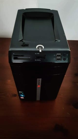 ordenador packarbell,4 gb ram,intel dual,500gb