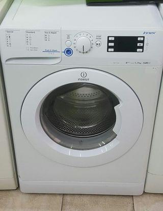 lavadora marca indesit 9kg con grantia