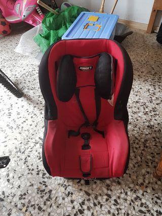 silla infantil para coche