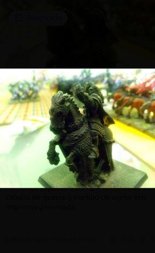 valten comandante imperio warhammer