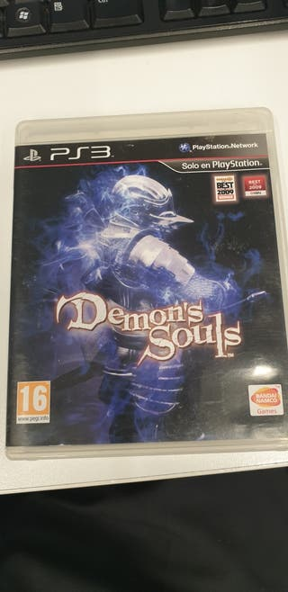 DEMONS SOULS PS3