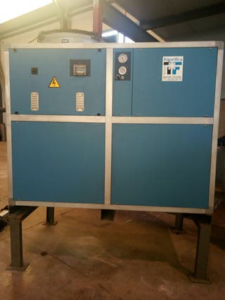 Enfriadora de agua industrial 20.000Frig/h