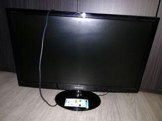 pantalla de ordenador y tele samsung