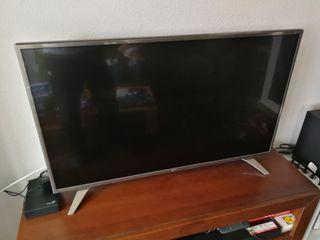 Smart Tv LG Televisión 43 pulgadas modelo 43uh650v