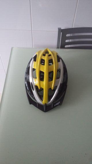 Casco bici MET