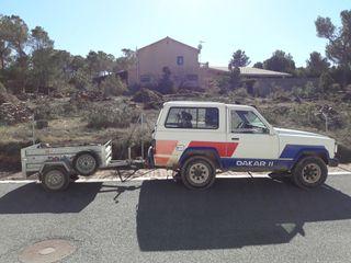 Nissan Dakar 1991