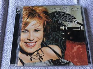 SUSANA SEIVANE. DOBLE CD MARES DE TEMPO