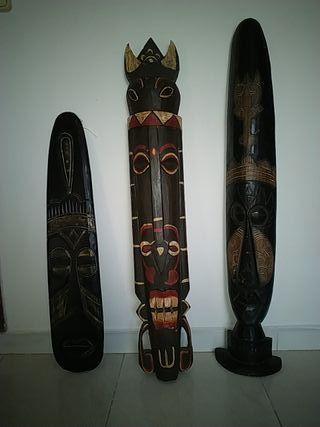 Figuras aztecas para decorar