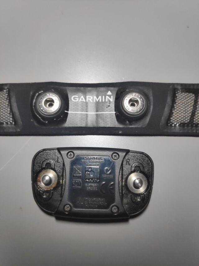 Banda cardíaca HRM run Garmin