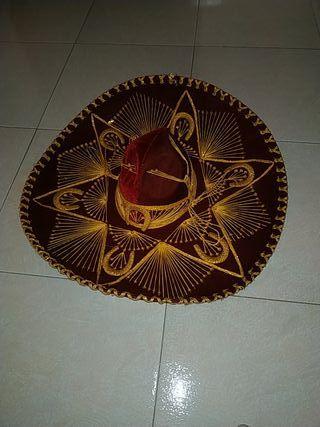 Sombrero Mexicano auténtico
