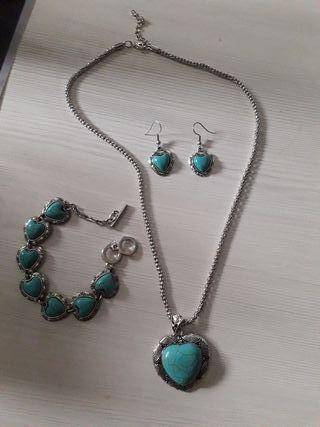 544a186651ad Collar de plata mujer de segunda mano en Madrid en WALLAPOP