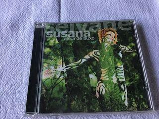 SUSANA SEIVANE. CD ALMA DE BUXO