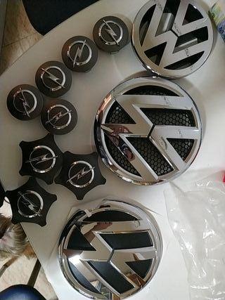 emblemas insignias