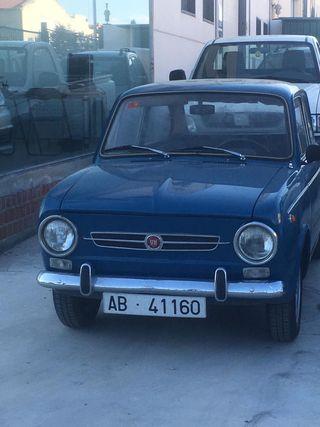 SEAT 850 1989