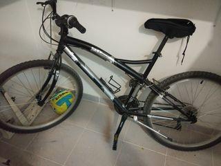 Bicicleta de montaña adulto talla s
