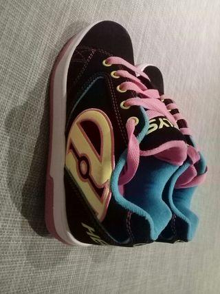 Zapatillas Heelys Skate (zapatillas con ruedas)