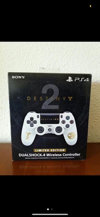 Mando ps4 destiny2 edición limitada