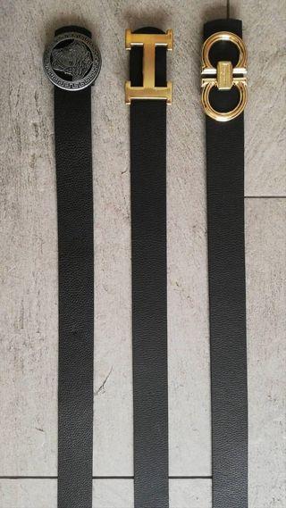a5f851644 Cinturón Versace de segunda mano en WALLAPOP