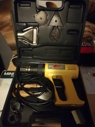 Decapador/pistola de aire caliente 2000W