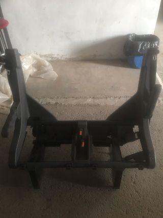 Estructura asientos traseros mercedes