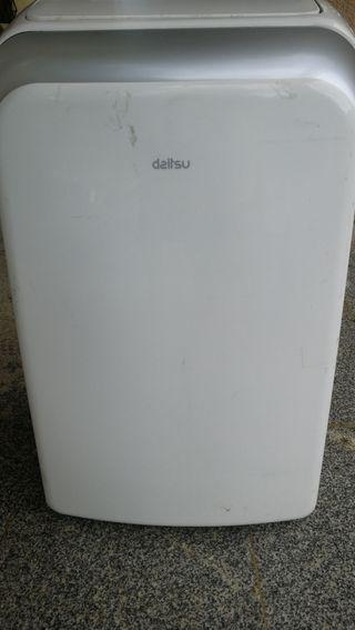 aire acondicionado portatil Daitsu