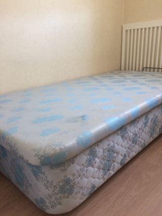 Canapé + colchón 90x1,80