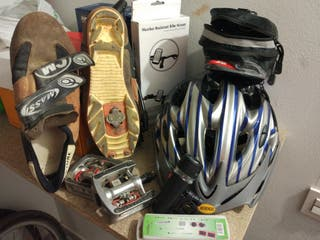 Cosas para bicicleta