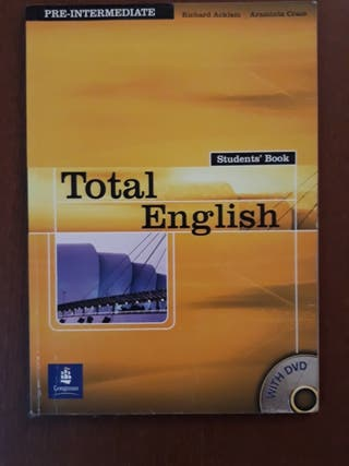 Total English students book pre intermed Longman