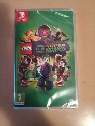 DC Super Villanos Nintendo Switch (Precintado)