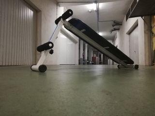 cama de deporte