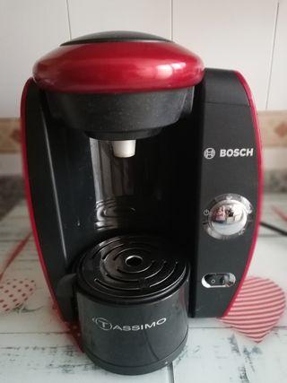 cafetera Tassimo Bosch capsulas