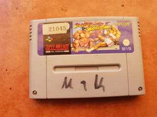 street fighter 2 turbo supernintendo