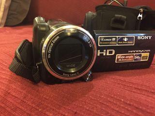 Cámara vídeo Sony hdr-xr550.