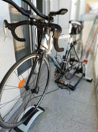 Bicicleta carretera Decathlon