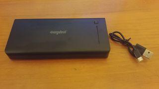 Batería externa Power Bank 26800 mAh