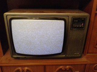 Vendo tele vintage marca sharp