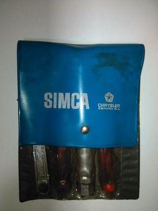 Bolsa herramientas Simca