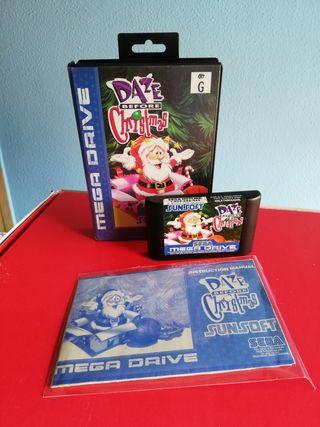 Mega Drive Daze Before Christmas Completo