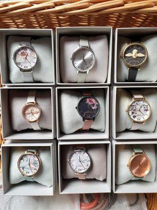 Vendo relojes Olivia Burton