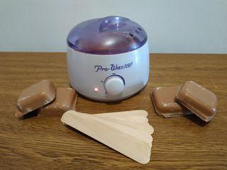 Kit Calentador de cera caliente