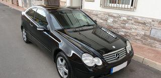 Mercedes-Benz Clase C180 Sportcoupe Libro Revision