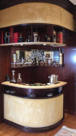 Mueble Bar excepcional