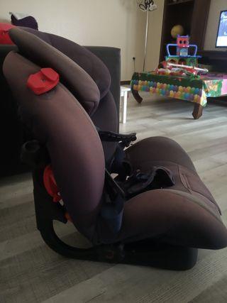 Silla coche Prenatal grupo 1,2,3